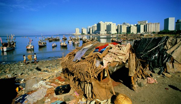 Gap Between Rich And Poor Named 8th Wonder Of The World