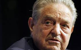 George Soros warns China of global 'currency war'