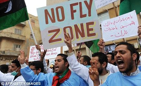 No-fly-zone-Libya