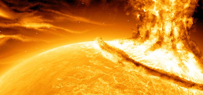 Get ready for a 'global Katrina': Biggest ever solar storm could cause power cuts which last for MONTHS