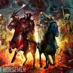 Az Antikrisztus megjelenése, uralma és háborúi