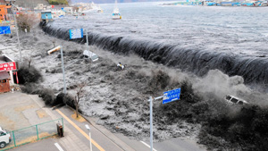 Japan earthquake and tsunami: A Telegraph video