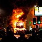 Londoni zavargások