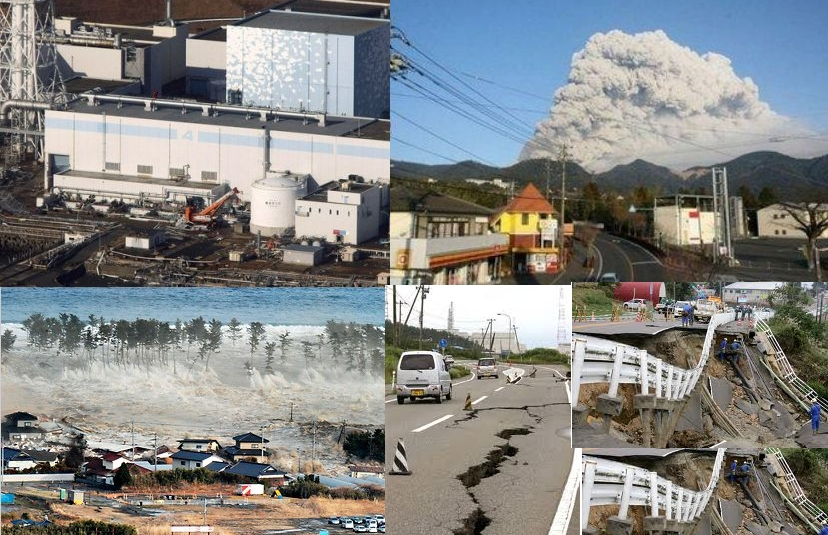 Signs of the Times: Natural Disasters Prevalent in 2011