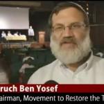 Konferencia a jeruzsálemi zsidó templom újjáépítéséről