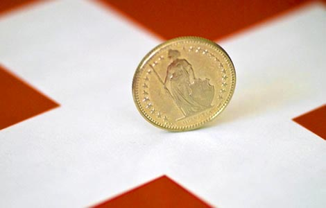 Quick Thoughts on the Swiss Franc
