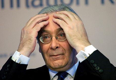 A Bank of England elnöke szerint minden idők legnagyobb pénzügyi válsága vár a világra