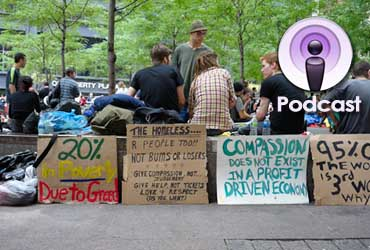 Occupy Wall Street podcast
