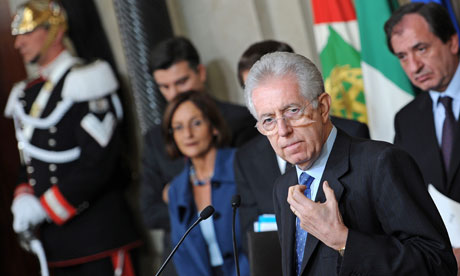 "Bilderberg Leader Mario Monti Takes Over Italy in ""Coup"""