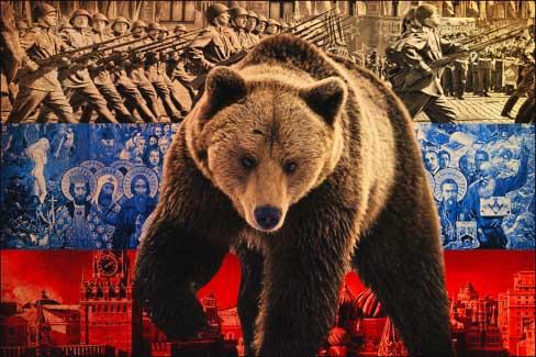 Az orosz medve új életre kelt és a hidegháborúnak koránt sincs vége