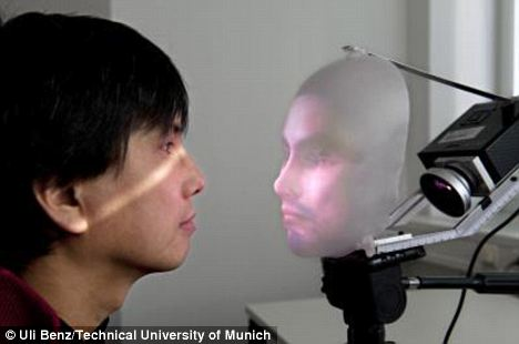 'Mask-bot' Set to Change the Face of How Humans Interact With Machines