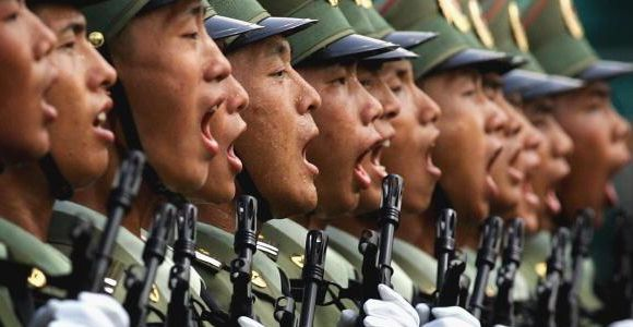 "Chinese General Threatens ""Third World War"" To Protect Iran"