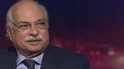 Wajid Shamsul Hasan