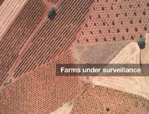 farms under surveillance