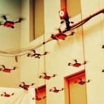 Itt vannak a drone rajok