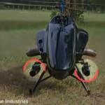Felfegyverzett rendőrségi drónok?