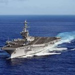 Az amerikai repülőgép anyahajók elhagyják a Perzsa-öböl térségét?