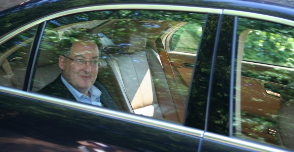 Anti-Democratic World Government Advocate Attends Bilderberg