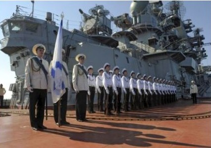 Russia is disengaging from Syria: Arms shipments stopped, warships exit Tartus