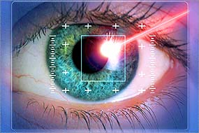 Iris Scan = Shorter Wait In Airport Security Line