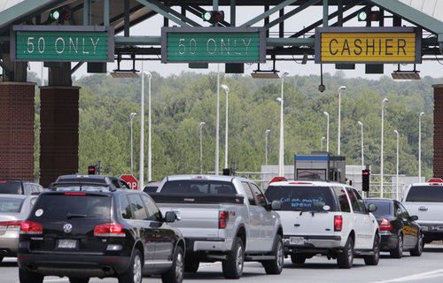 Court Rules Motorists Can Be Detained For Paying By Cash at Toll Booths