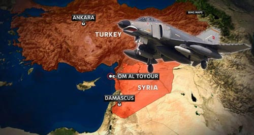 Did Turkey Just Declare War On Syria?