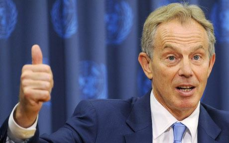 Tony Blair: the EU needs a president