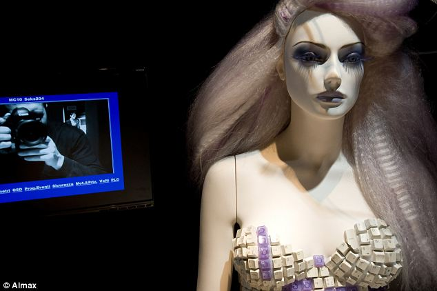 Cameras Inside Mannequins Spying on Shoppers