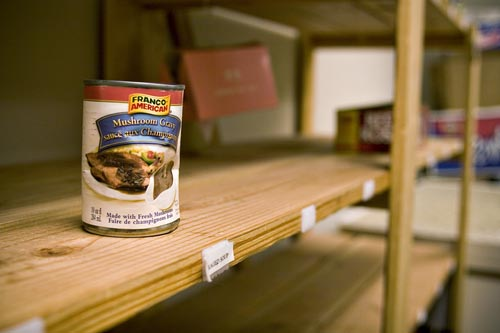 Food Banks in the U.S. Running Low on Supplies…Ominous Sign for 2013