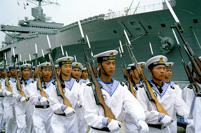 China's PLA to Troops: Prepare for War