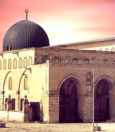 Izrael a Szent Templom felépítését tervezi, állítja egy illetékes