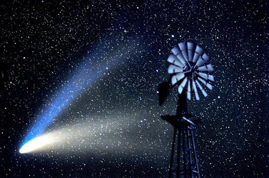 A Hale-Bopp üstökös