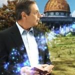 A Sziklamecset helyén Salamon temploma az izraeli reklámban
