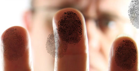 A cashless society and fingerprint payments are on the horizon