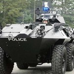 Militarized Police