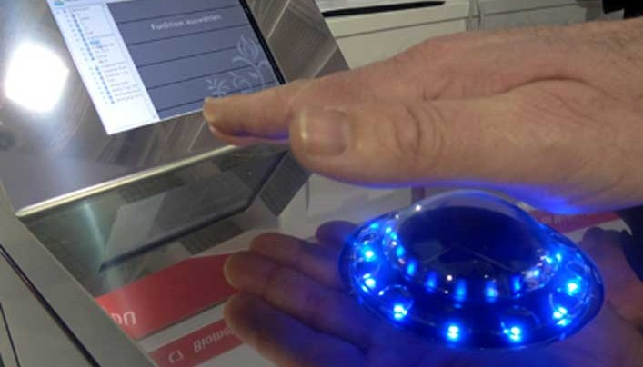 UniCredit is first European customer for Fujitsu palm-scan authentication