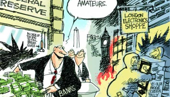 Economic Armageddon Is Imminent: Goldman Sachs Opened The Gates to Hell
