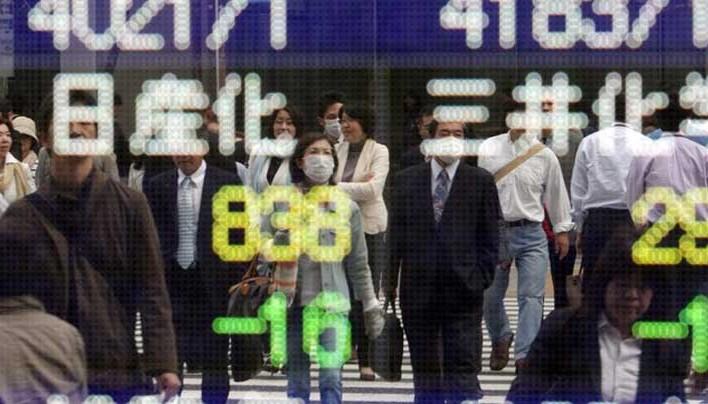 Jön a Japán összeomlás?