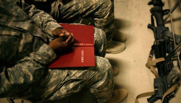 Pentagon may court martial soldiers who share Christian faith
