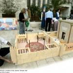 Az izraeli kormány egyik minisztere is a templom felépítését szorgalmazza
