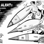 Vörös riasztás: nuklearis fenyegetettség Irán felől