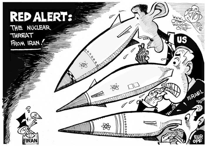 Vörös riasztás: nukleáris veszély Irán irányából