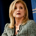 Arianna Huffington - photo credit: jdlasica via photopin cc