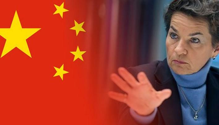 Az ENSZ éghajlatvédelmi vezetője szerint a globális felmelegedés ellen a kommunizmus a legjobb fegyver