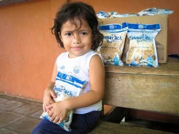 A Manna rizscsomagok
