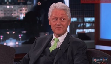 President-Bill-Clinton-on-Jimmy-Kimmel-Live