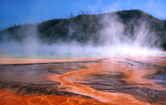 Geoffrey Kuchera | Dreamstime Stock Photos - Yellowstone National Park, Wyoming