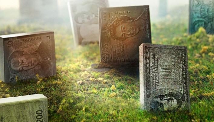 """""""A pénz halálának"""" szerzője szerint közeledik a globális pénzrendszer összeomlása"""