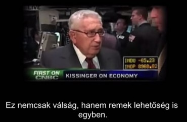 Kissinger-crises