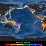 A nagy földrengések száma megkétszereződött 2014-ben